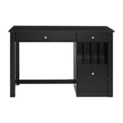Merveilleux Home Office Deluxe Wood Storage Computer Desk