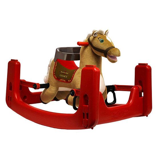 Rockin Rider Legacy Grow-With-Me Pony
