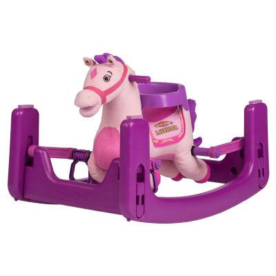 Rockin' Rider Lavender Grow-With-Me Pony