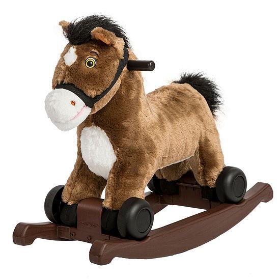Rockin' Rider Chocolate 2-in-1 Pony