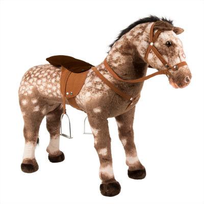 Rockin' Rider Diesel Stable Horse