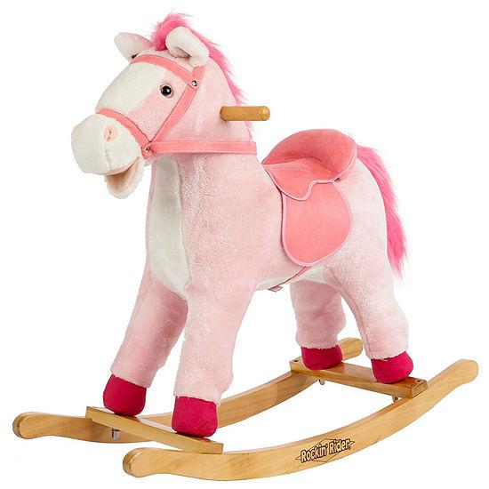 Rockin' Rider Dazzle Rocking Horse