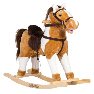 Rockin' Rider Turbo Rocking Horse