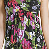 Spense Sleeveless Floral Maxi Dress