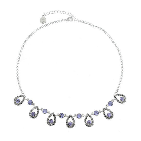 Liz Claiborne The Ivy Womens Collar Necklace