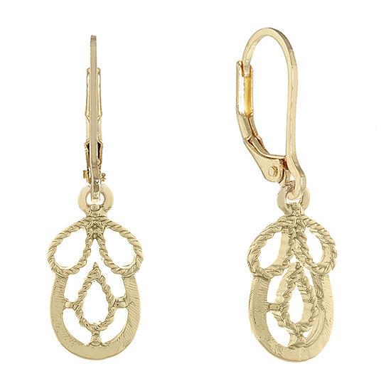 Monet Jewelry Summer Picnic Drop Earrings