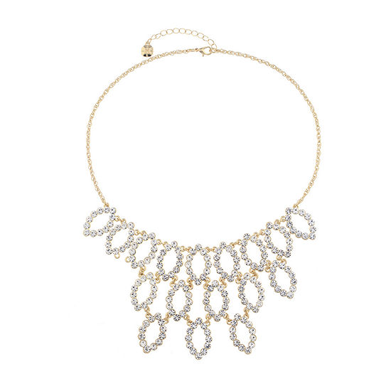 Monet Jewelry Urban Lights 18 Inch Rope Statement Necklace
