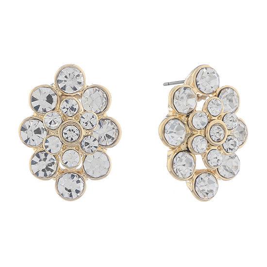 Monet Jewelry Urban Lights 12mm Stud Earrings