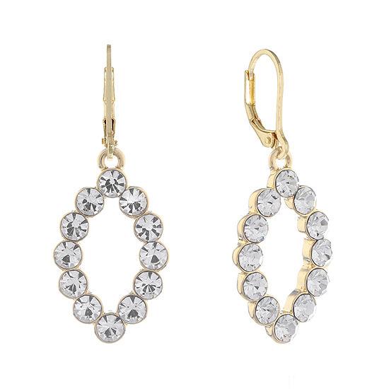 Monet Jewelry Urban Lights Drop Earrings