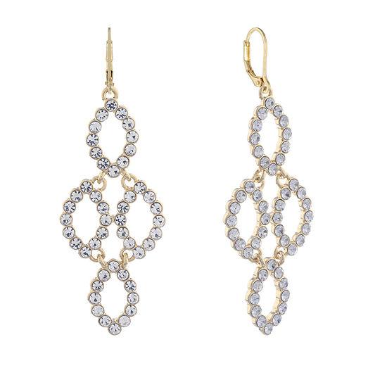 Monet Jewelry Urban Lights Chandelier Earrings