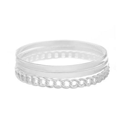 Liz Claiborne Metals Womens 3-pc. Bracelet Set