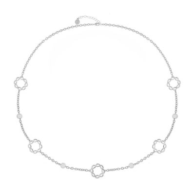 Liz Claiborne Suneshine State Womens Strand Necklace