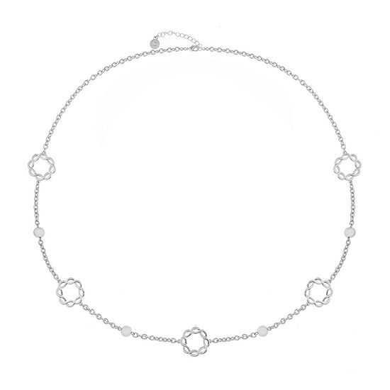 Liz Claiborne Suneshine State 34 Inch Cable Strand Necklace