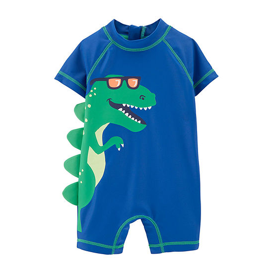 0589c6bea Carter's One Piece Swimsuit Boys - JCPenney