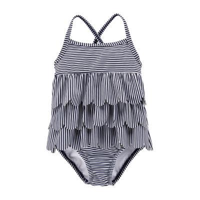 Carter's One Piece Swimsuit Girls
