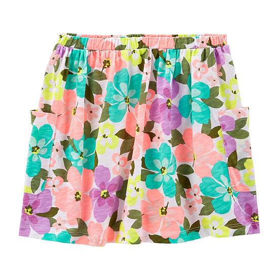 Carter's Girls Skort Preschool / Big Kid