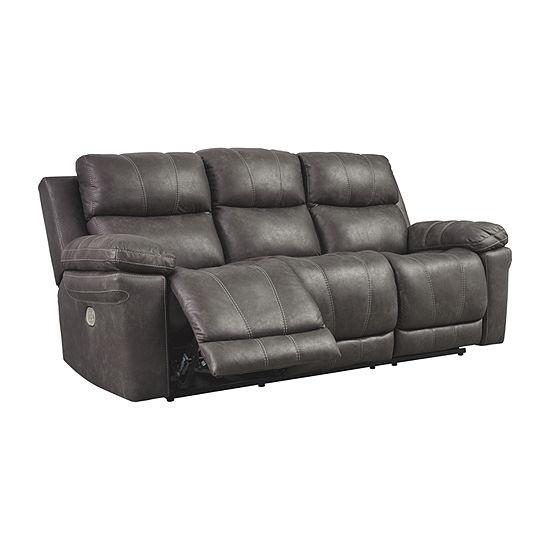 Signature Design by Ashley® Erlangen Power Reclining Sofa
