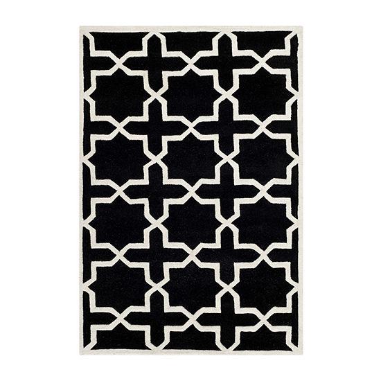 Safavieh Celestine Geometric Hand Tufted Wool Rug