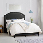 Florence Upholstered Platform Bed