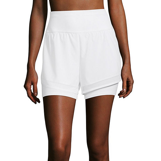 Xersion Train Womens Workout Shorts