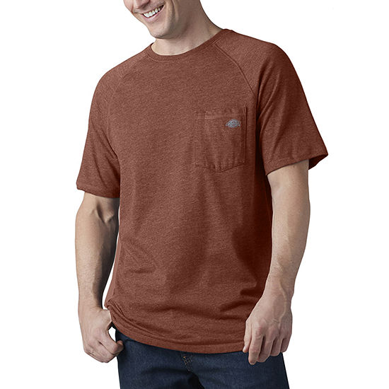 Dickies Short Sleeve Crew Neck Pocket T-Shirt - Big & Tall