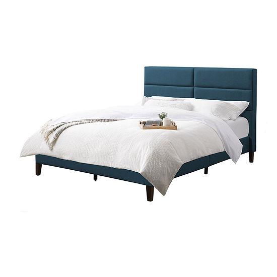 Bellevue Upholstered Panel Bed