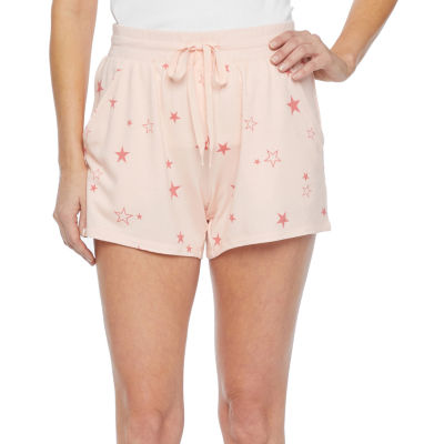 Ambrielle Womens French Terry Shorts