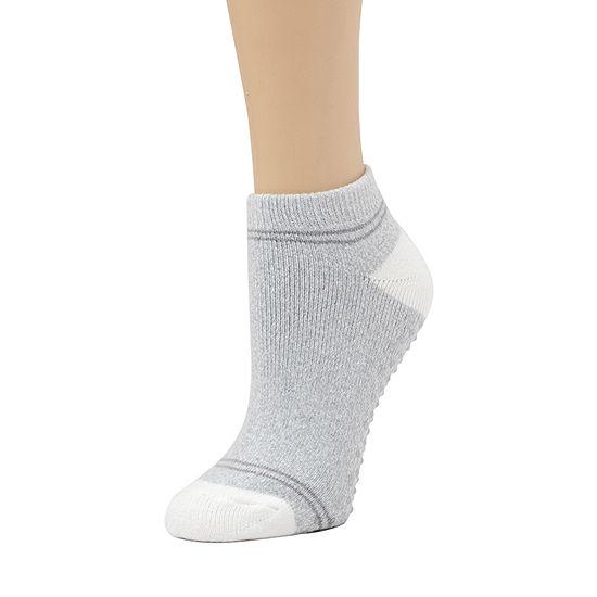 Cuddl Duds Crew Socks Womens