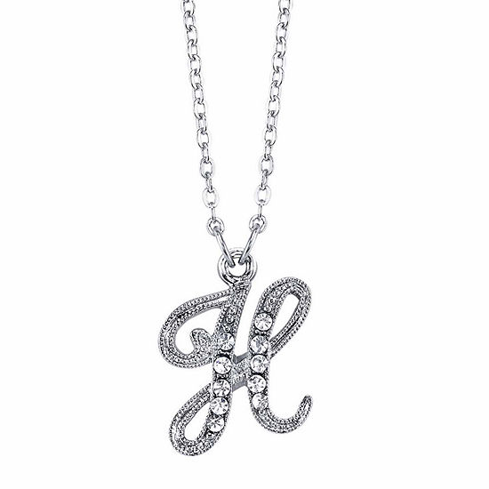 1928 16 Inch Cable Pendant Necklace