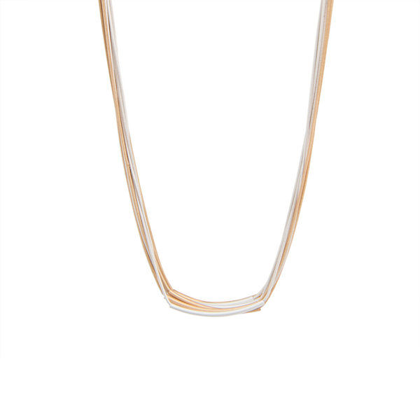 Bold Elements 17 Inch Chain Necklace