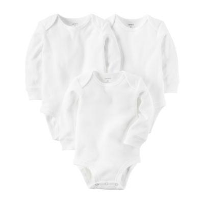 Carter's Little Baby Basics 3-pk. Bodysuits - Baby