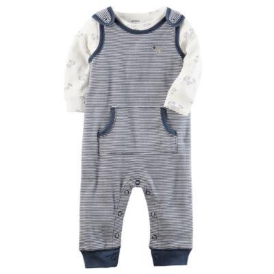 Carter's Little Baby Basics Overalls - Baby