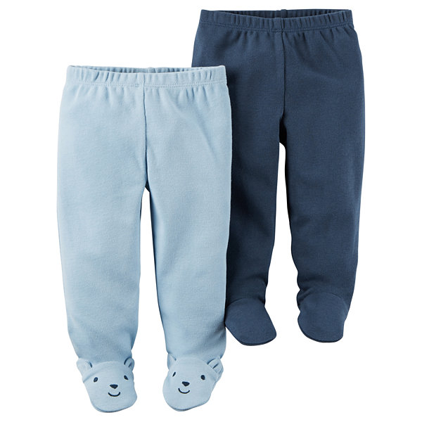 Carter's Little Baby Basics Pull-On Pants Boys