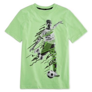 Xersion Graphic T-Shirt-Big Kid Boys
