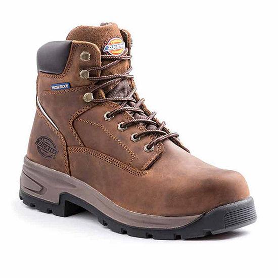 Dickies Mens Stryker Slip Resistant Work Boots