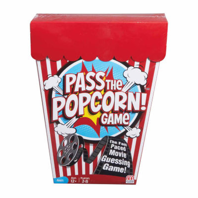 Mattel Pass The Popcorn Game