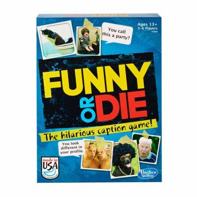 Hasbro Funny or Die Game