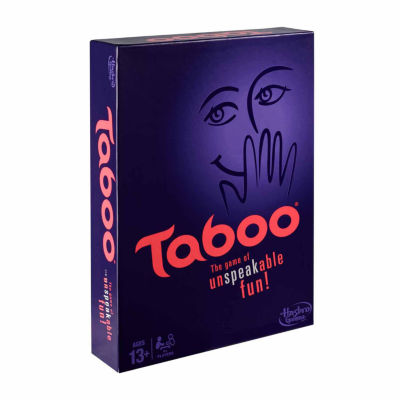 Hasbro Taboo Reinvention
