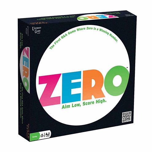 University Games Zero