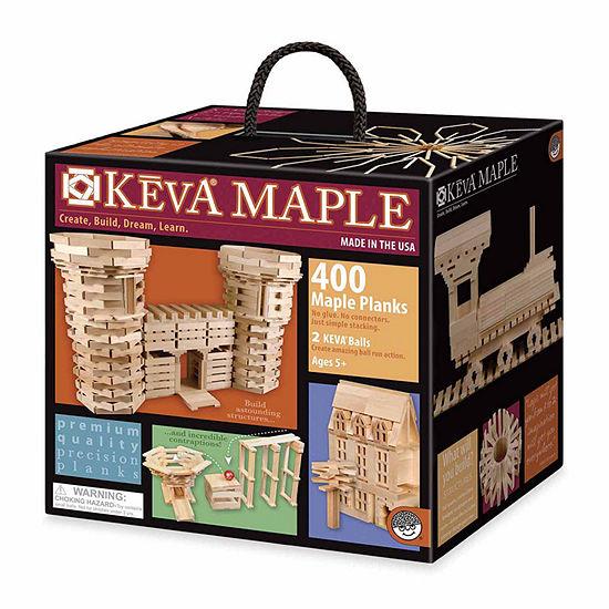 MindWare KEVA Maple - 400 Plank Set