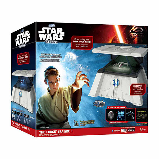 Uncle Milton Star Wars Science - The Force TrainerII: Hologram Experience