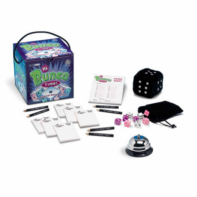 Talicor It's Bunco Time!!! Game Set