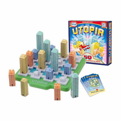 Popular Playthings Utopia Brain Teaser