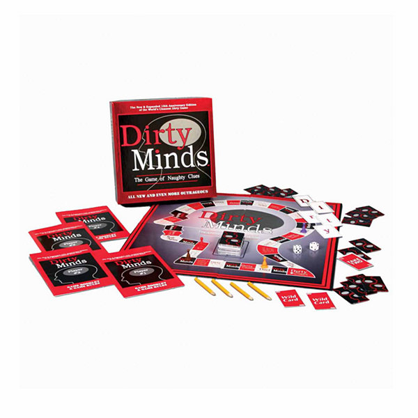 TDC Games Dirty Minds Game - The Master Edition