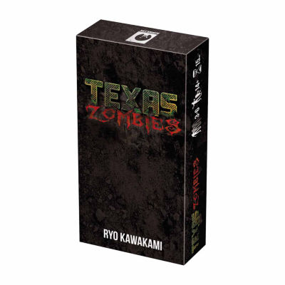 Asmodee Editions Texas Zombies