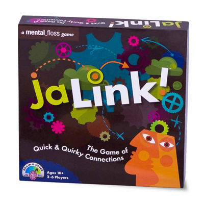 Mental Floss JaLink Game