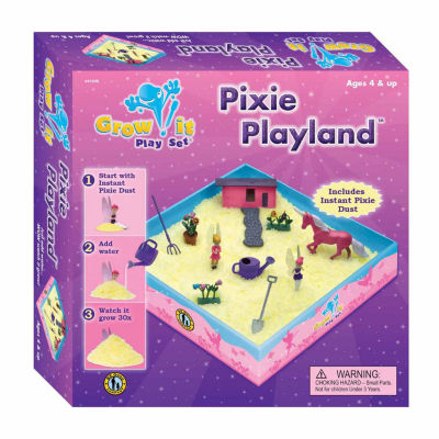 Be Good Company Grow it Play Set - Pixie Playland