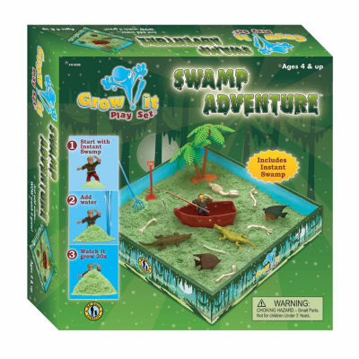 Be Good Company Grow it Play Set - Swamp Adventure