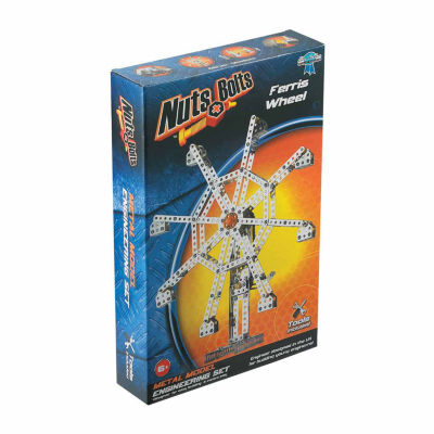 Talicor Nuts+Bolts - Metal Model Engineering Set:Ferris Wheel