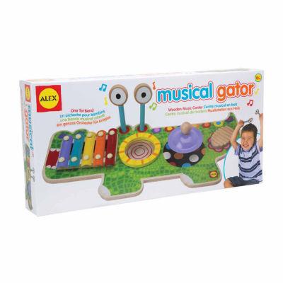 ALEX Toys Musical Gator